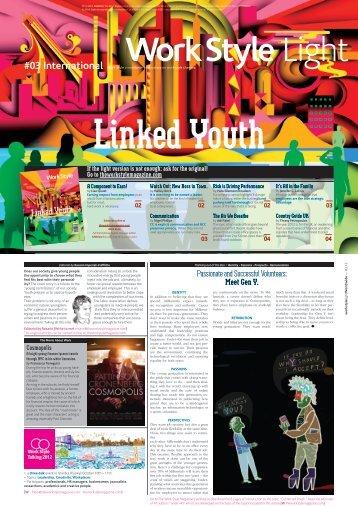 English - The Work Style Magazine