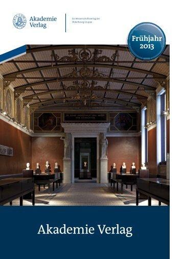 PDF-Download - Oldenbourg Verlag