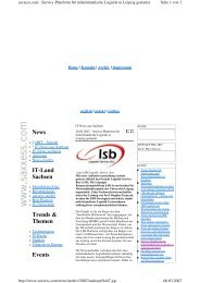 News IT-Land Sachsen Trends & Themen Events - Lsb-plattform.de