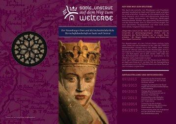 Link zum Download der Broschüre - Förderverein Welterbe an ...