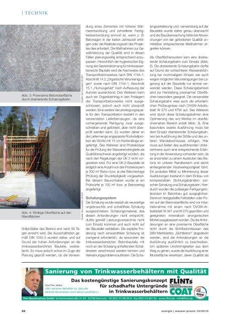 Qualitätsanforderungen bei Neubauten von ... - p2m berlin