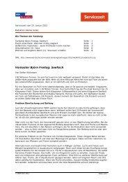 PDF zur Sendung vom 23. Januar 2012 - WDR.de