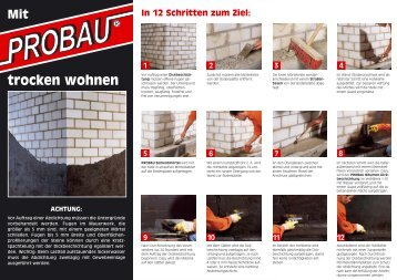 PDF Download - Probau Baustoffe
