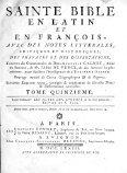 Sainte Bible en latin et en françois - Page 5