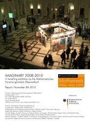 IMAGINARY 2008-2010