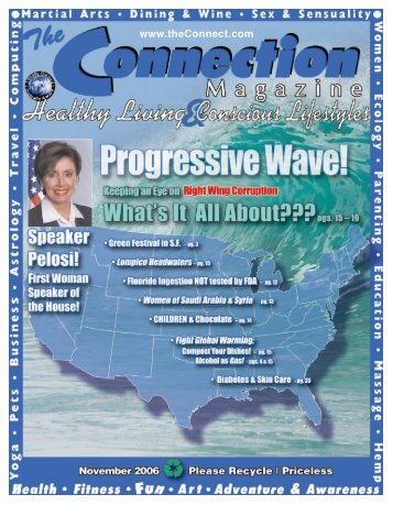November 06.qxd - Connection Magazine