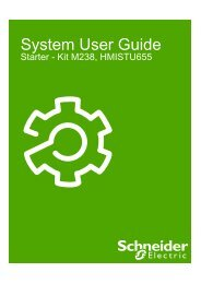System User Guide - Schneider Electric CZ, s.r.o.