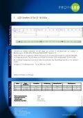 Katalog LED-Standardprodukte - profiled - Seite 5