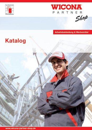 Katalog - Wicona Schweiz