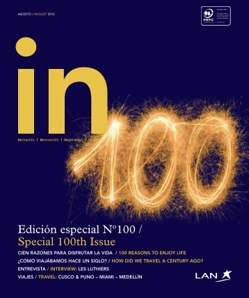 Edición especial Nº100 / Special 100th Issue - Betjeman and Barton