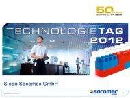 Sicon Socomec GmbH