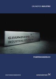 GRUNDFOS INDUSTRIE PUMPENHANDBUCH