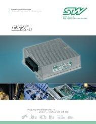 Download Datasheet - STW Technic