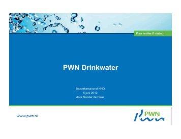 PWN Drinkwater