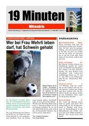 19 Minuten - Basler Zeitung
