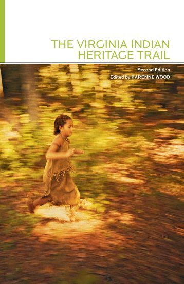the Virginia indian heritage trail - Virginia's First People