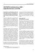Hochwertiger Asphalt für sichere Verkehrswege ... - Gestrata - Page 5