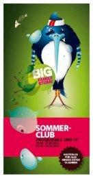 BIG Family Sommer Club Folder 2012 - Stubaital