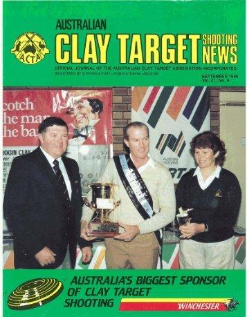 september 1988 - Australian Clay Target Association