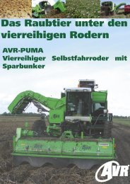 AVR Puma Prospekt (PDF) - LGRain