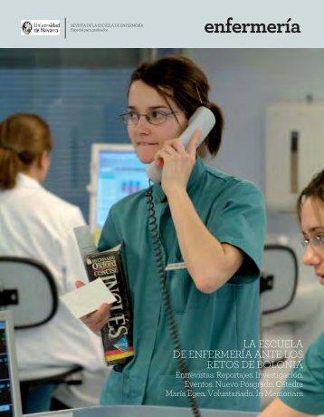 Enfermería - Universidad de Navarra