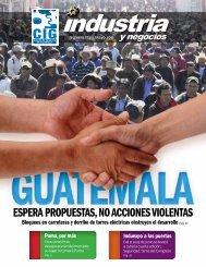 Edición Mayo 2011 - Revista Industria y Negocios – CIG