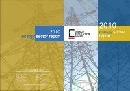 energy sector report energy sector report energy sector report