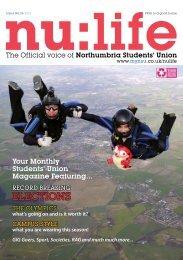 ELECTIONS - Northumbria Students Union - Northumbria University