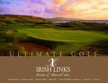 ultimate golf - Irish Links Tours