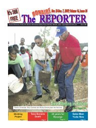 Download - The Bonaire Reporter