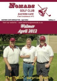 Nomads April2012.pdf - Eastern Cape