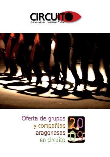 CATÁLOGO 2009 - Gobierno de Aragón