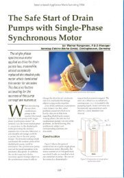 The Safe Start of Drain Pumps with Single-Phase - Hanning Elektro ...