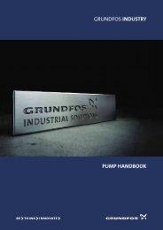GRUNDFOS INDUSTRY PUMP HANDBOOK