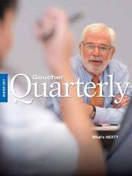 Download Printable PDF - Goucher College