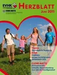 30 GV 2011 - Elternvereinigung für das herzkranke Kind