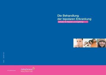 Die Behandlung der bipolaren Erkrankung - Psychose.de
