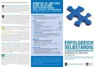 Programm als pdf-Datei - Deutsche Psychologen Akademie