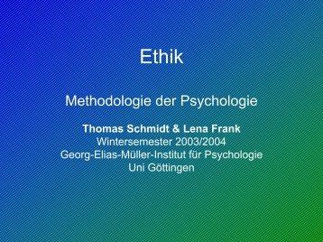 """""""oberste Direktive"""" der Sternenflotte - Allgemeine Psychologie"""
