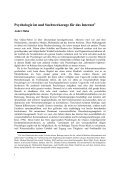 """Bernad Batinic (Hrsg.), """"Internet für Psychologen"""". - André Hahn - Seite 3"""