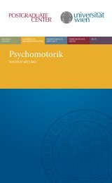 Psychomotorik-Folder.pdf, Seiten 1-6 - Postgraduate Center