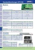 STC1200, STC816 - SATEC - Page 3