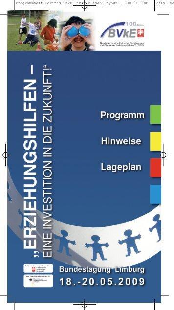 Programmheft Caritas_BKVE_Final_oLeyen ... - agke Augsburg