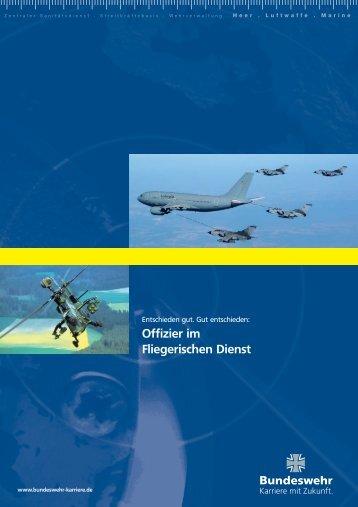 Offizier im Fliegerischen Dienst - Deutsches Heer