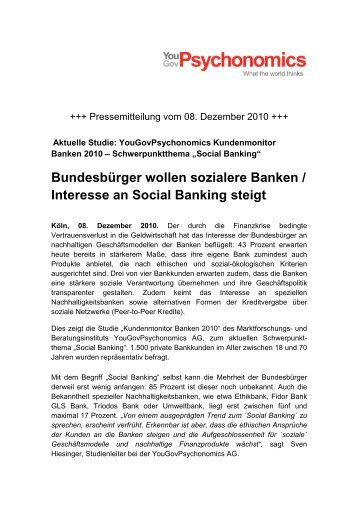 2010_12_PM KuMo Banken Social Media - YouGov