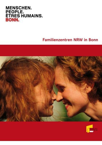 Familienzentren NRW in Bonn - Bonn International
