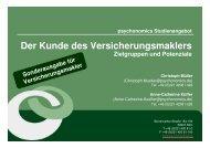 (Microsoft PowerPoint - psychonomics Angebot Maklerstudie f\374r ...