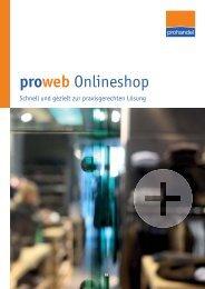 proweb Folder - prohandel