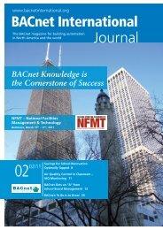 BACnet International Journal