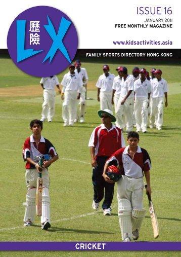 ISSuE 16 - Kids Activities
